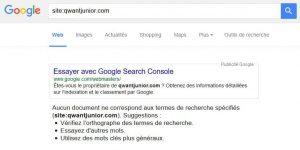 Google mauvais joueur