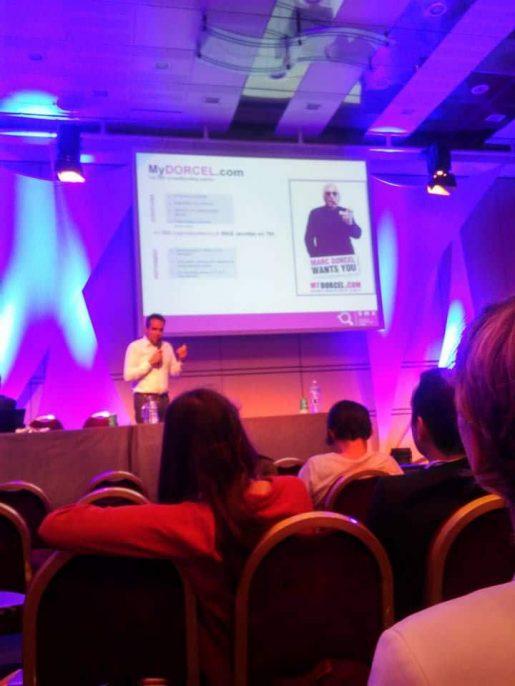 conférence osée au SMX Paris