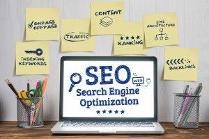 moteur recherche agence web